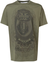 Givenchy printed T-shirt - men - Cotton - XS
