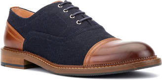 Vintage Foundry Bailey Wool Cap-Toe Oxfords