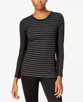 Calvin Klein Thermal Striped Top