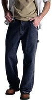 "Dickies Men's Relaxed Fit Carpenter Jean 32"" Inseam"