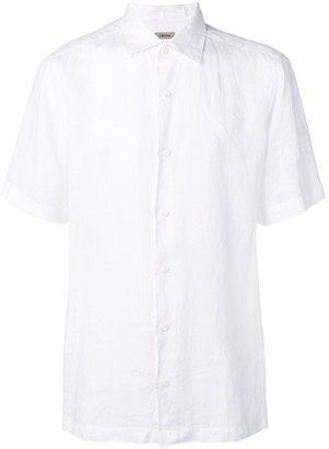 Ermenegildo Zegna Short-Sleeve Fitted Shirt