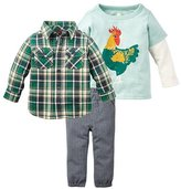 Tea Collection El Gallo Set (Baby) - Multicolor-3-6 Months