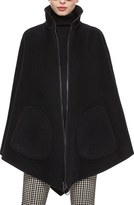 Akris Punto Women's Wool & Cashmere Triangle Cape