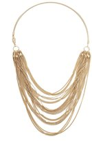 GUESS Cassie Gold-Tone Layered Necklace