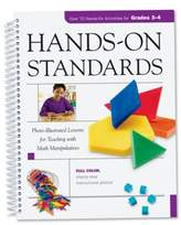 Learning Resources Hands On Standards for Grades 3-4