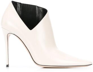 Casadei Side Cut-Out Boots