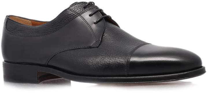 Stemar Toecap Lace Up Oxford Shoes