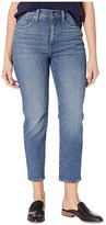 Madewell Classic Straight Jeans in Coldbrook Wash (Coldbrook Wash) Women's Jeans