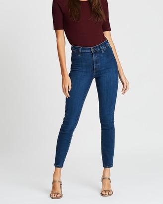 Nobody Denim Cult Skinny Ankle Welt Jeans