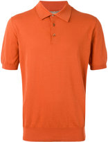 Cruciani classic polo shirt - men - Cotton - 50