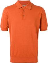 Cruciani classic polo shirt - men - Cotton - 50