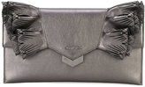 Jimmy Choo Isabella clutch bag - women - Lamb Skin - One Size