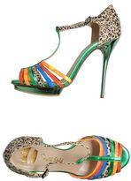 Ernesto Esposito Platform sandals