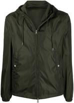 Moncler Grimpeurs zipped jacket