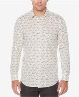 Perry Ellis Men's Paisley Vine Shirt