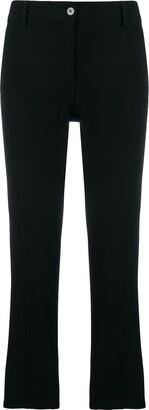 Alberto Biani Classic Cropped Trousers