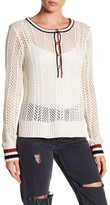 Volcom Thumbs Up Henley Sweater