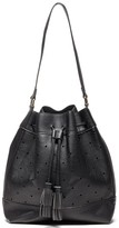 Sole Society Kattia perforated bucket bag