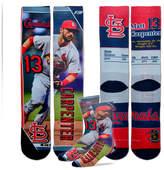 For Bare Feet Matt Carpenter St. Louis Cardinals Trading Card Player Crew Socks