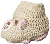 Baby Deer Boys' Crochet Bear Bootie Boot