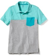 Old Navy Color-Block Polo for Boys