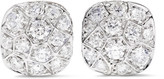 Pomellato Nudo Solitaire 18-karat Rose And White Gold Diamond Earrings