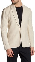 James Perse Shawl Collar Jacket