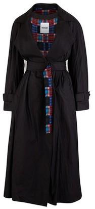 Koché Kimono trench coat