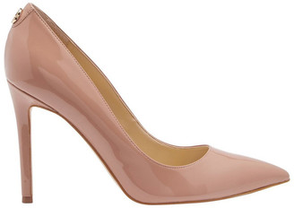 GUESS Crew2 Blush Mnall Heeled Shoes
