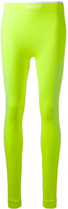MSGM Logo-Waistband Leggings