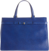 Valextra Large B-Shopping East/West Tote