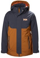 Helly Hansen Boy's Univers Waterproof Insulated Hooded Jacket