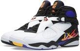 Jordan Nike Men's Air 8 Retro White/Black/Red 305381-142 (SIZE: 13)