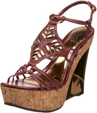 Carlos by Carlos Santana Women's Ravishing Wedge Sandal
