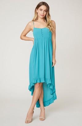 BB Dakota Highs and Lows Midi Dress