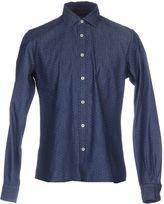 Andrea Morando Denim shirts - Item 42546477