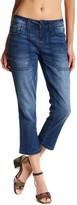 Seven7 Pork Chop Pockets Rolled Slim Straight Leg Jeans