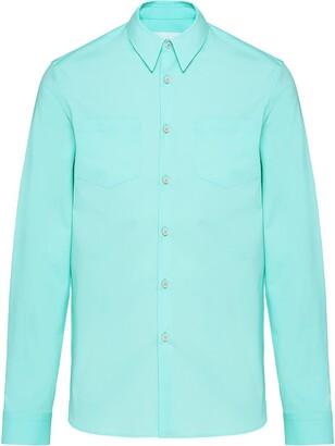 Prada Pocket Button Up Shirt