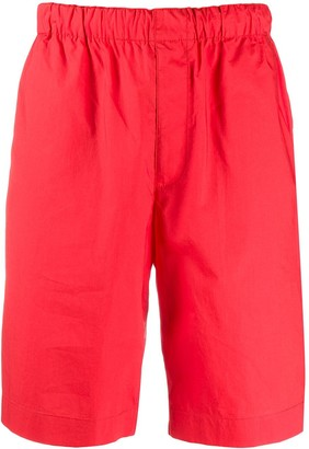 Helmut Lang Pull-On Shorts