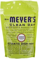 Mrs. Meyer's Clean Day Automatic Dishwashing Packs