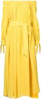 Derek Lam off shoulder dress - women - Silk - 36