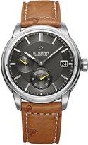 Eterna Men's Eternity Adventic 42mm Steel Case Automatic Watch 7661-41-56-1352