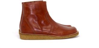 RAP - Lady's leather boot Cognac - leather | cognac | 39 - Cognac