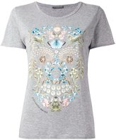Alexander McQueen 'Obsession' print T-shirt