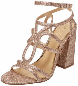 Badgley Mischka Women's Shari Heeled Sandal