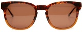 Thierry Lasry Authority Square-frame Sunglasses
