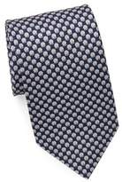 Silk Oyster With Pearl Tie