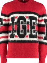 Tommy Hilfiger Mohair Wool Crew-neck Sweater