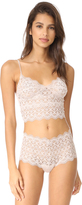 Only Hearts Italian Eco Lace Crop Cami