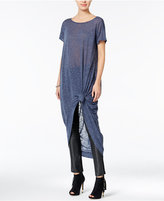 chelsea sky High-Low Knot Tunic, Only at Macy's